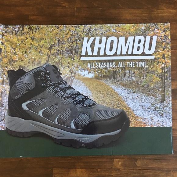 bbfae7118f5 Khombu Tyler All Season Hiking Boots